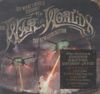 Jeff Wayne´s Musical Version of The War of the Wor