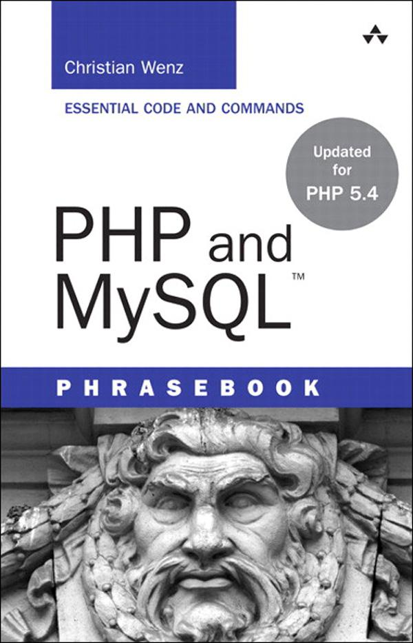 PHP and MySQL Phrasebook als eBook Download von...