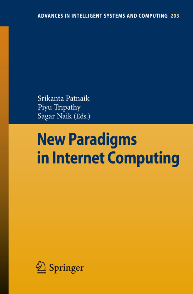 New Paradigms in Internet Computing als Buch vo...