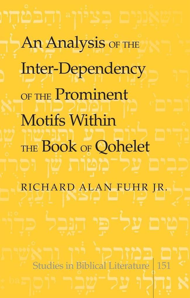 An Analysis of the Inter-Dependency of the Prom...
