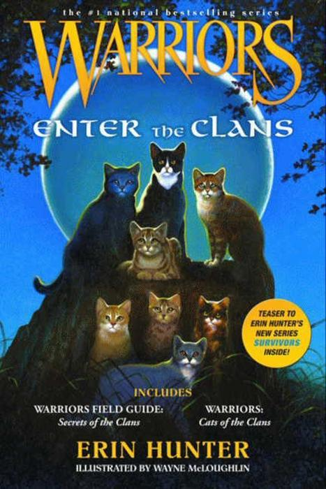 Warriors: Enter the Clans als eBook Download vo...