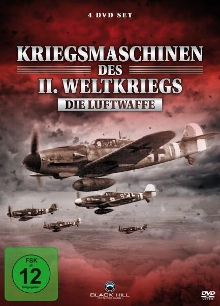 Kriegsmaschinen des 2. Weltkriegs - Die Luftwaffe