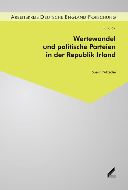 Wertewandel und politische Parteien in der Repu...