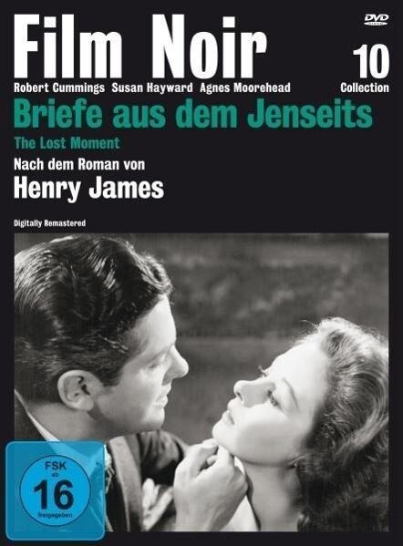 Briefe aus dem Jenseits (Film Noir Collection #10)