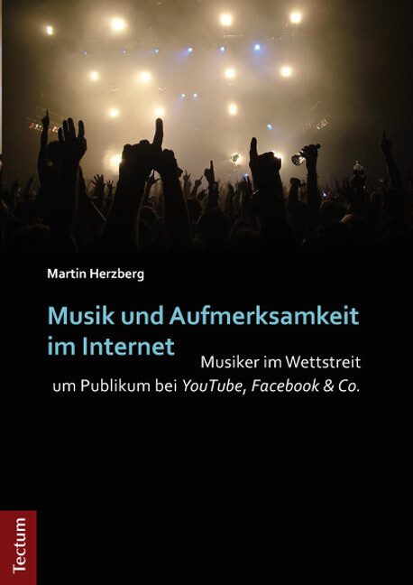 Musik und Aufmerksamkeit im Internet als Tasche...