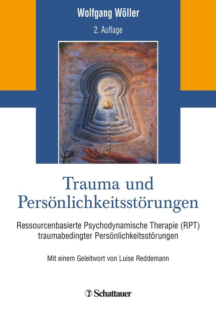 Trauma und Persönlichkeitsstörungen als Buch vo...