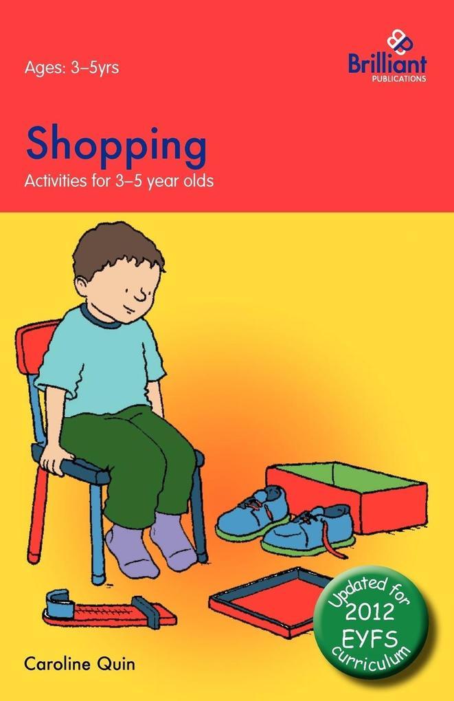 Shopping als Taschenbuch von Caroline Quin