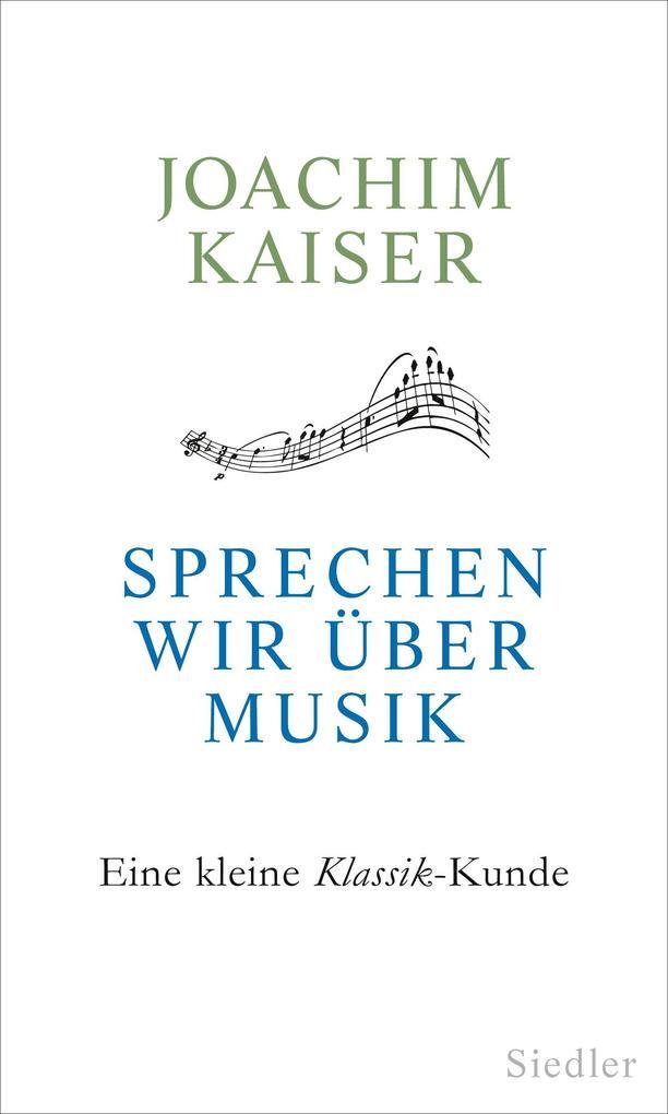 Sprechen wir über Musik als eBook Download von ...