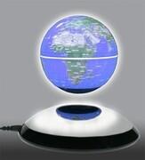 FU311 Magnetschwebeglobus, leuchtend