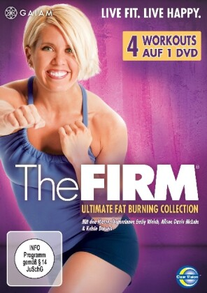 Gaiam - The Firm: Ultimate Fat Burning Collection