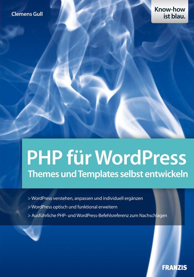 PHP für WordPress als eBook Download von Clemen...