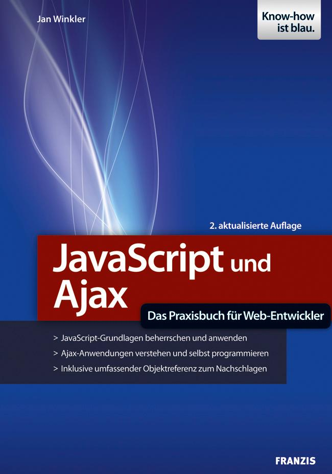 JavaScript und Ajax als eBook Download von Jan ...