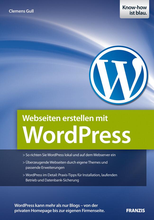 Webseiten erstellen mit WordPress als eBook Dow...