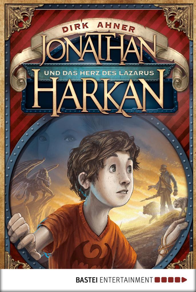 Jonathan Harkan und das Herz des Lazarus als eB...
