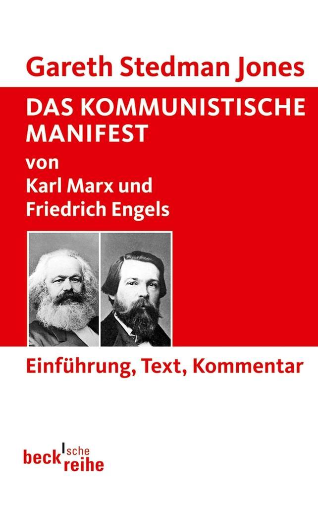 Das Kommunistische Manifest als eBook epub
