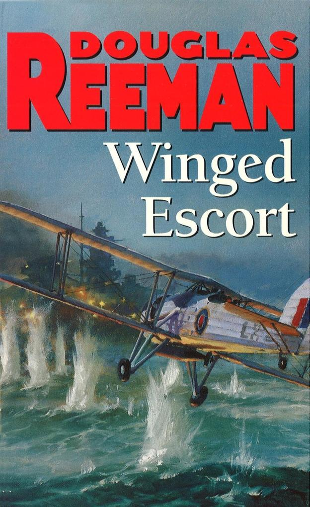 Winged Escort als eBook Download von Douglas Re...