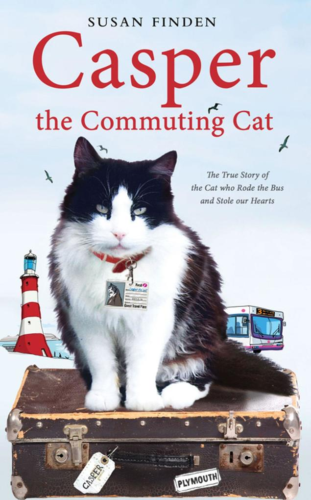Casper the Commuting Cat als eBook Download von...