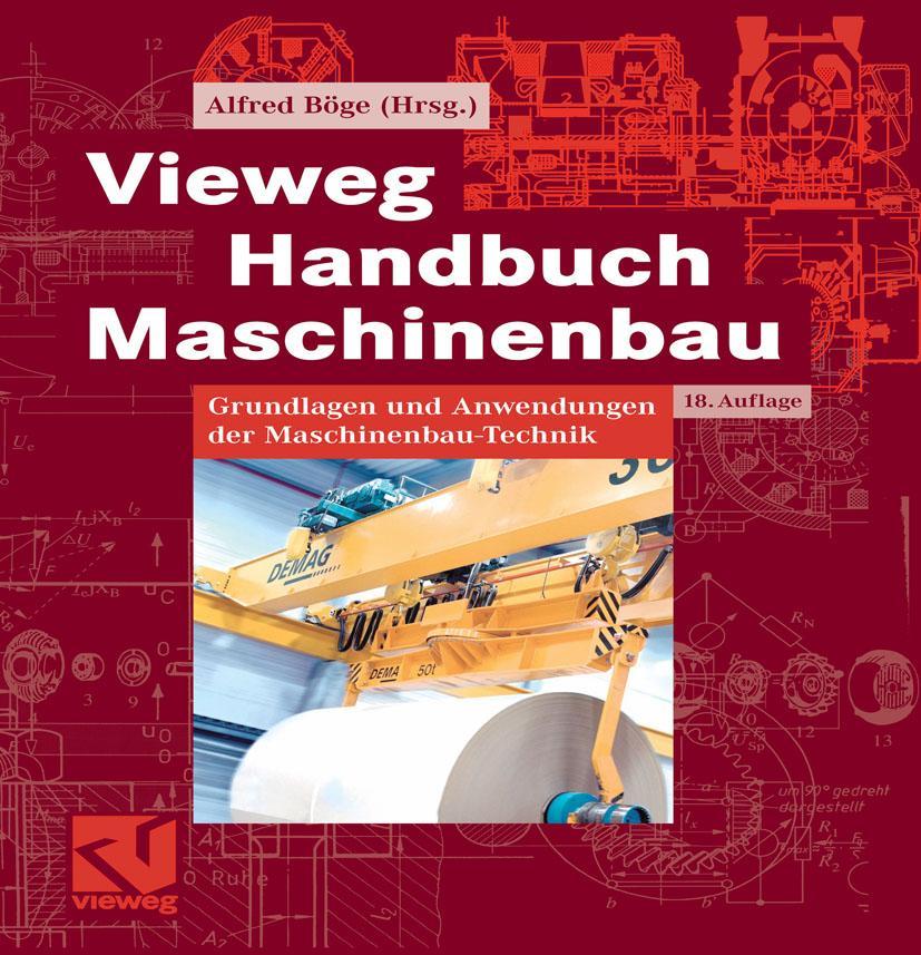 Vieweg Handbuch Maschinenbau als eBook Download...