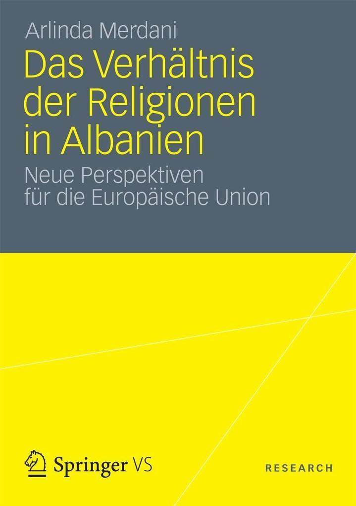 Das Verhältnis der Religionen in Albanien als e...