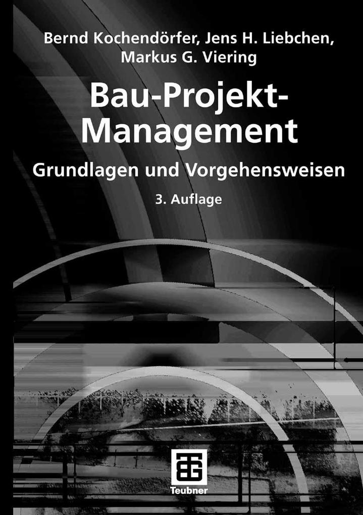 Bau-Projekt-Management als eBook Download von B...