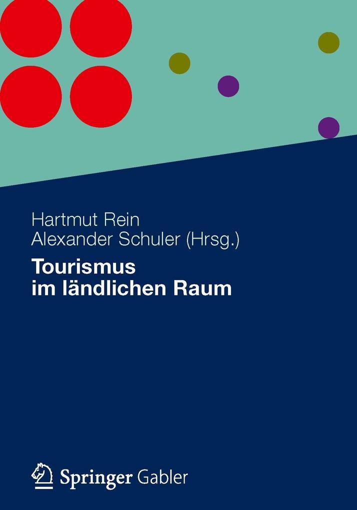 Tourismus im ländlichen Raum als eBook Download...