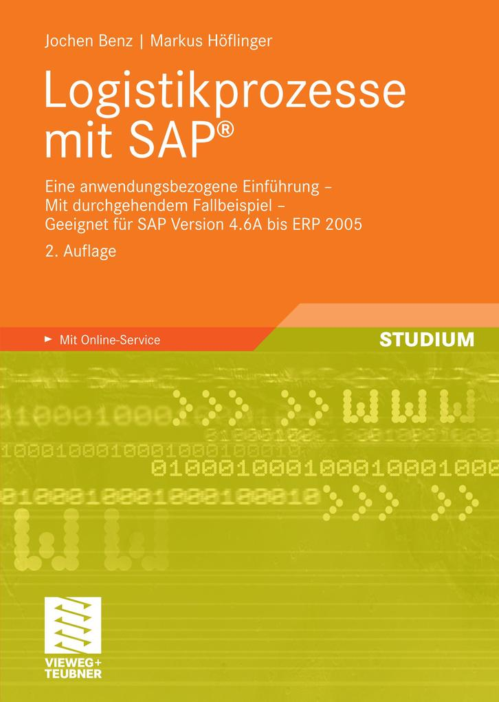 Logistikprozesse mit SAP als eBook Download von...