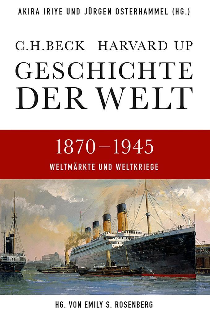 Geschichte der Welt 1870-1945 als eBook