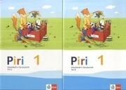 Piri Fibel. Arbeitsheft in Druckschrift. Klasse 1
