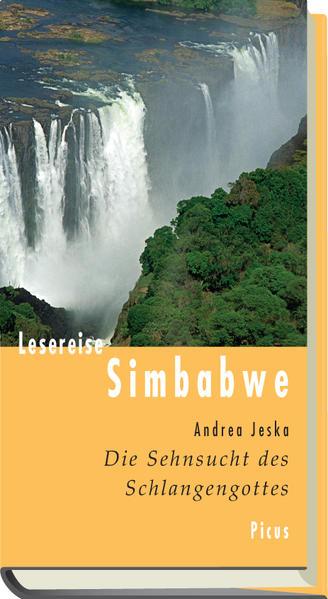 Lesereise Simbabwe als Buch von Andrea Jeska