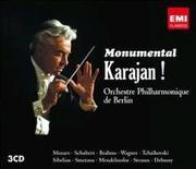 Monumental Karajan