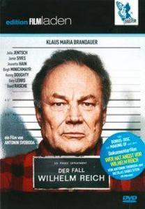 Der Fall Wilhelm Reich als DVD