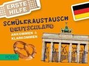 PONS Erste Hilfe Schüleraustausch Deutschland