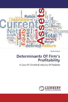 Determinants Of Firm´s Profitability als Buch v...