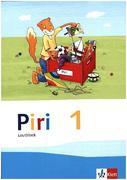 Piri Fibel. Lautblock in Druckschrift. Klasse 1