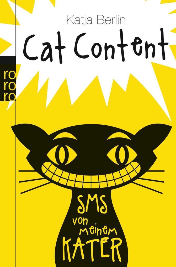 Cat Content als Taschenbuch von Katja Berlin