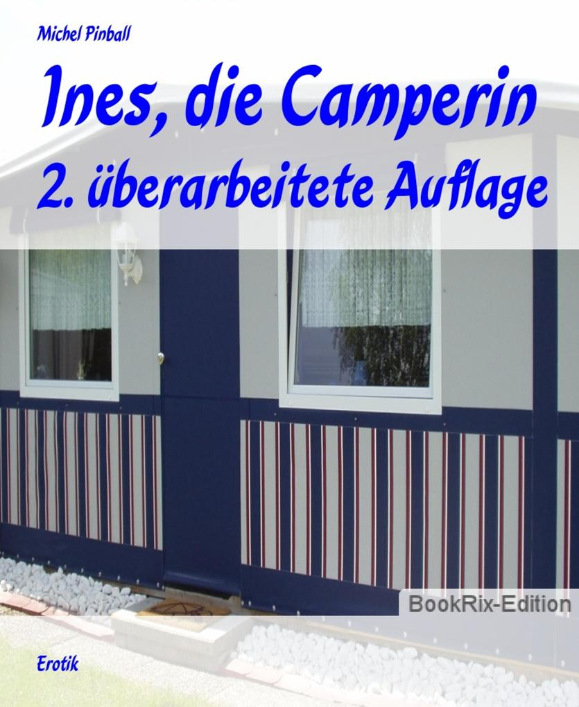 Ines, die Camperin als eBook Download von Pinball