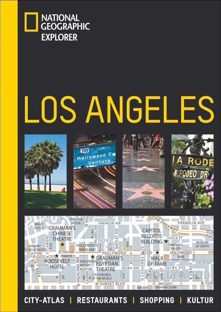 National Geographic Explorer Los Angeles als Bu...