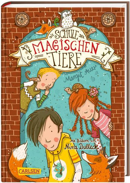 Die Schule der magischen Tiere 01 als Buch