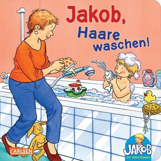 Jakob-Bücher: Jakob, Haare waschen! als Buch