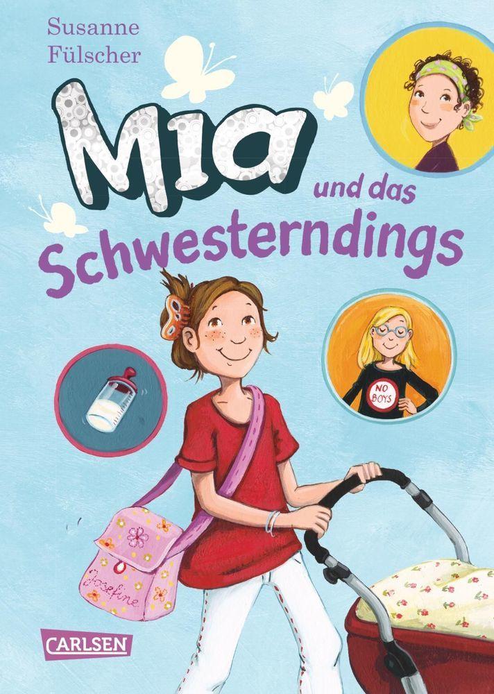 Mia 06: Mia und das Schwesterndings als Buch vo...
