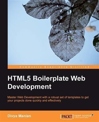 HTML5 Boilerplate Web Development als eBook Dow...
