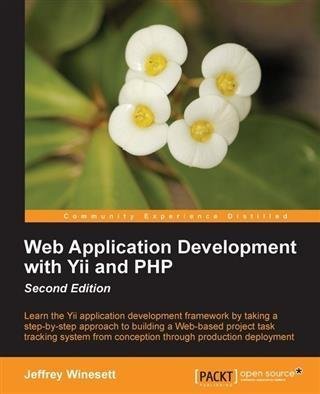 Web Application Development with Yii and PHP al...