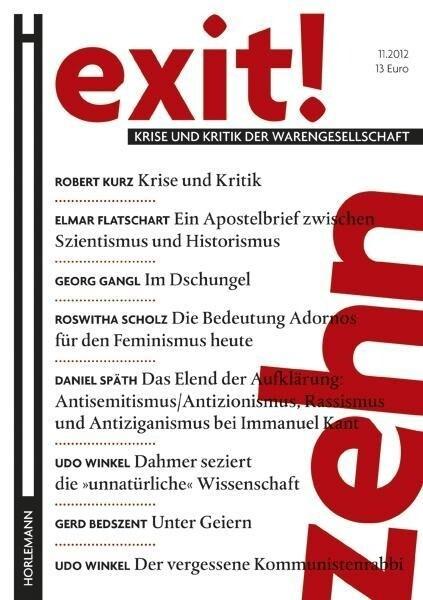 EXIT! 10 als Buch von Elmar Flatschart, Robert ...