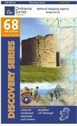 Irish Discovery Series 68. Carlow, Kilkenny, Wexford 1 : 50 000