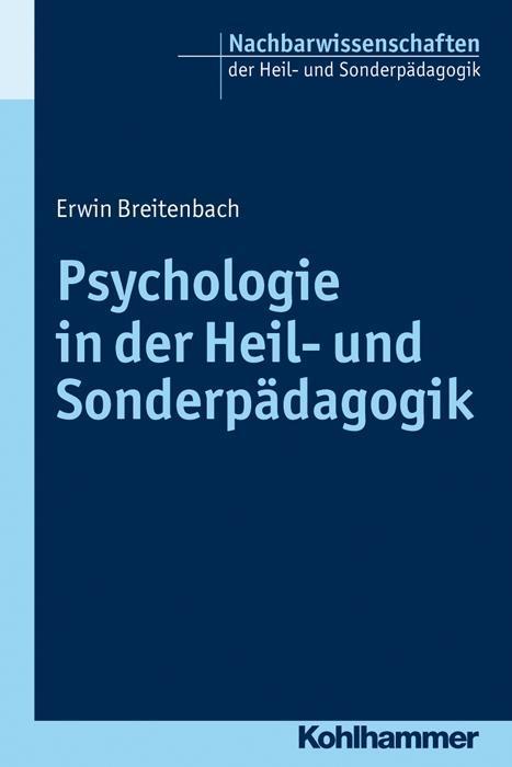 Psychologie in der Heil- und Sonderpädagogik al...
