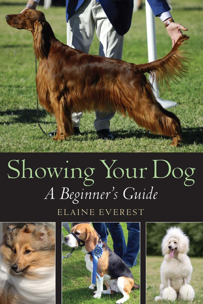 Showing Your Dog als eBook Download von Elaine ...