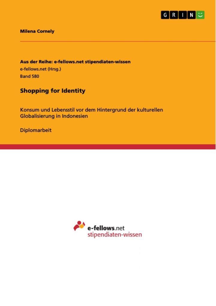 Shopping for Identity als eBook Download von Mi...