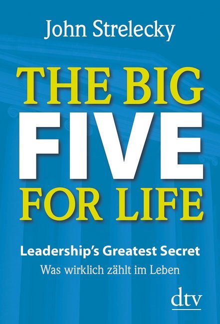 The Big Five for Life als Buch