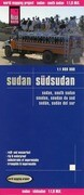 Reise Know-How Landkarte Sudan, Südsudan (1:1.800.000)