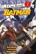 Batman Versus Man-Bat: Batman Versus Man-Bat